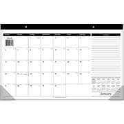 "2016 AT-A-GLANCE® Compact Desk Pad, 17 3/4"" x 10 7/8"", White, (SK14-00)"
