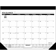 2015 AT-A-GLANCE® Refillable Desk Pad, 22 x 17