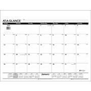 """2016 AT-A-GLANCE® Desk Pad Refill, 22'' x 17"""", White, (SK22-50)"""