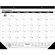 2016 At-A-Glance Monthly Deskpad 22 x 17, (SK24-00)