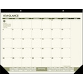 2015 AT-A-GLANCE® Desk Pad, Recycled, 22in. x 17in.