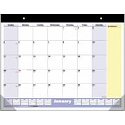2015 AT-A-GLANCE® QuickNotes® Desk Pad, 22 x 17