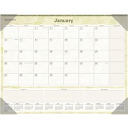AT-A-GLANCE 2015 Life Links® Recycled Desk Pad, Jan.-Dec., Desk Pad, 22 x 17