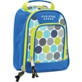 Five Star® Style Lunch Bag, Blue or Pink Design