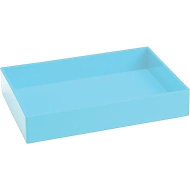 Poppin Aqua Accessory Tray