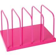Poppin Pink File Sorter