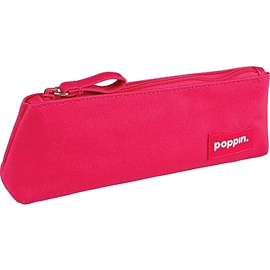Poppin Pink Pencil Pouch