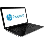 Refurbished HP Pavilion 17-e067cl Laptop 17.3, 750GB, 8GB Memory, AMD Elite Quad-Core, Win 8