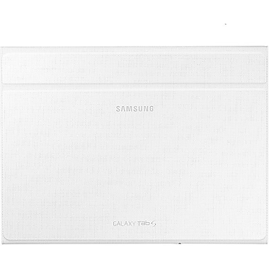 Samsung Tab S 10.5 Book Cover, White