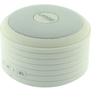 Urge Basics Soundisc Bluetooth Disc Speaker with Built-In Mic, White