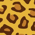 Creative Converting Leopard Print 3-Ply Beverage Napkins, 16/Pack