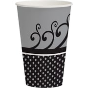Creative Converting Chic Wedding Hot/Cold Drink Cups, 8/Pack