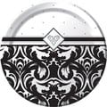 Creative Converting Ever After 10in. Round Banquet Plates, 8/Pack