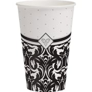 Creative Converting Ever After Hot/Cold Drink Cups, 8/Pack