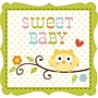 Creative Converting Happi Tree Sweet Baby Boy 3-Ply