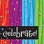 Creative Converting Milestone Celebrations Celebrate 3-Ply