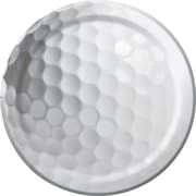 Creative Converting Golf Luncheon Plates, 8/Pack