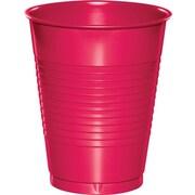 Creative Converting Hot Magenta Cups, 20/Pack