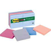 Post-it® Super Sticky Recycled Notes Bali Collection