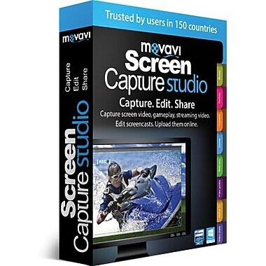 Movavi Screen Capture Studio 5 Personal Edition for Windows (1 User) [Download]