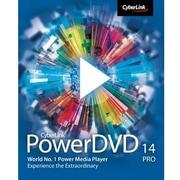 CyberLink PowerDVD 14 Pro for Windows (1 User) [Download]