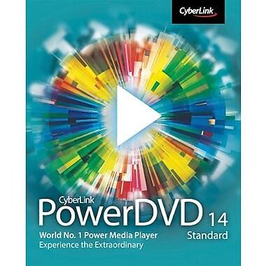 CyberLink PowerDVD 14 Standard for Windows (1 User) [Download]