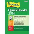 Professor Teaches QuickBooks 2014 for Windows (1 User) [Download]