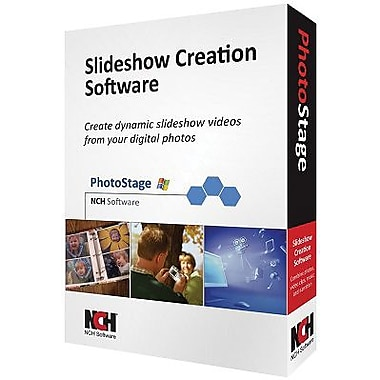 NCH Software PhotoStage for Windows (1 User) [Download]