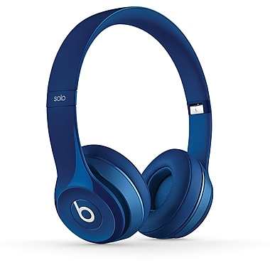 Beats by Dr. Dre™ Solo 2 On-Ear Headphones, Blue