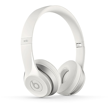 Beats by Dr. Dre™ Solo 2 On-Ear Headphones, White