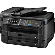 Epson® WorkForce WF-7620 Wireless All-in-One Colour Inkjet Printer with AirPrint