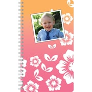 AT-A-GLANCE® Sunset Academic Weekly/Monthly Planner, 3-5/8x6-1/8, 2014-2015