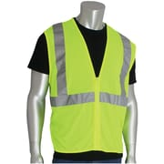 PIP Safety Vest, Yellow, Large