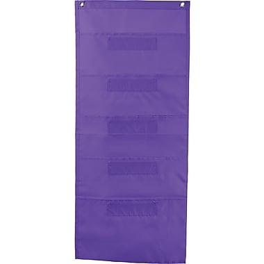File Folder Storage Purple