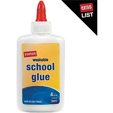 Staples® School Glue, 4 oz.
