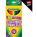 Crayola® Colored Pencils, 12/Box