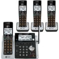 AT&T CL83413 4 Handset Answering System with Dual Caller ID/Call Waiting