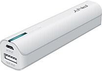 PNY Power Pack T2200 2200mAh 1 Amp, White