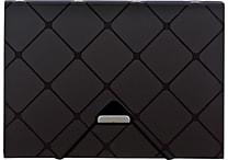 Pendaflex® 13-Pocket Expanding File, Letter Size, Black, Each (39624BLA)