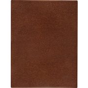 Anji Mountain Cork Chair Mat, Rectangular, 36 x 48, American Walnut
