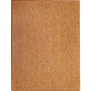 Anji Mountain Cork Chair Mat, Rectangular, 36 x 48, Honey Maple