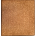 Anji Mountain Cork Chair Mat, Rectangular, 42in. x 44in., Honey Maple