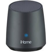 iHome iP69 Mini Bluetooth Speaker, Black