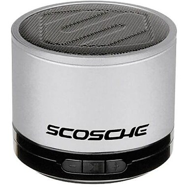 Scosche BoomStream Mini Bluetooth Wireless Speaker