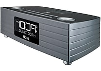 iHome iBN97 Bluetooth Stereo FM Clock Radio with USB Charging