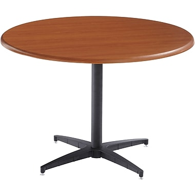 Iceberg OfficeWorks 42in. Round Table Top, Cherry