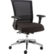 Staples Professional Series 1100TM Mesh Back Task Chair, Black