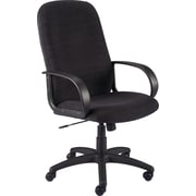 Staples Vance Fabric Managers Chair, Black