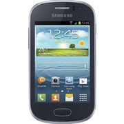 Samsung Galaxy Fame S6812 Unlocked GSM Dual-SIM Android Cell Phone, Blue