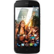 BLU Life Play L100a Unlocked GSM Dual-SIM Android Cell Phone, Gray